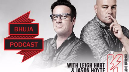 Best Of Bhuja With Leigh Hart & Jason Hoyte - August 28 2015