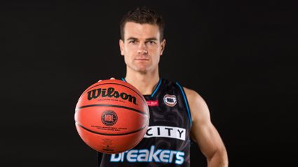 Win Tickets For You & 3 Mates To The Next NZ Breakers Home Game