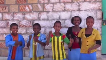 "Ethiopian Students Learn English With Pearl Jam's ""Even Flow"""