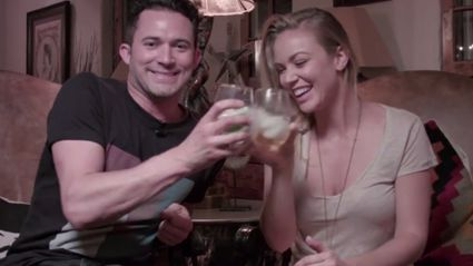"Couple Get Smashed And Share Awesome Drunk History Of ""How We Met"""