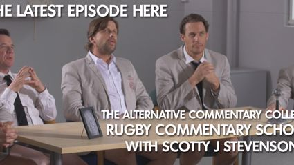 The ACC Rugby Commentary School 101 - Episode 5