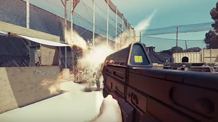 Ultimate Gun Game Uses Almost Every Gun In Video Game History