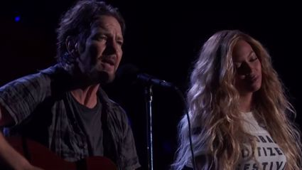 Pearl Jam & Beyonce - Redemption Song (Bob Marley Cover)