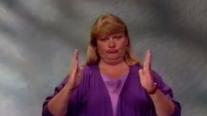 90s Sign Language Videos Cut Into 3 Minutes Of Penis Jokes