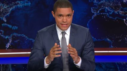 Watch New Host Trevor Noah Debut On The Daily Show