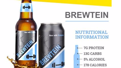 There's A Kickstarter For A Protein Beer