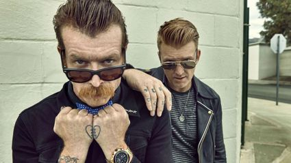 Alex Behan Interviews Eagles Of Death Metal