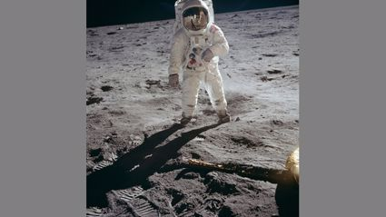 Thousands Of Photos From The Apollo Space Missions Released Online