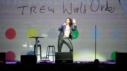 Russell Brand Live In Auckland