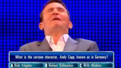 Host Of TV Show 'The Chase' Loses It Over Question AGAIN!