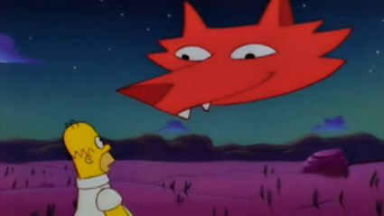 A Guy Took Acid And Watched The Simpsons For Two Days Straight And Had Some DEEP Revelations!