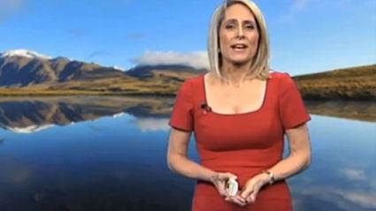 Hauraki Breakfast - Top 5 'Sexiest New Zealand Weather Presenters'