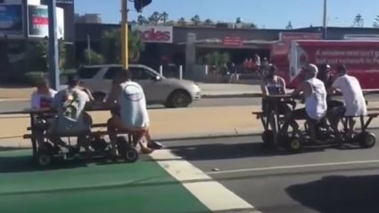 Motorised Picnic Table Drivers In Perth