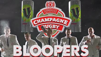 The Alternative Commentary Collective - Champagne Rugby: Bloopers