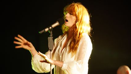 Florence + The Machine Live In Auckland