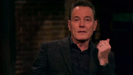 Bryan Cranston Moved To Tears While Discussing A Pivotal 'Breaking Bad' Scene