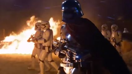 The Final 'Star Wars: The Force Awakens' - Trailer