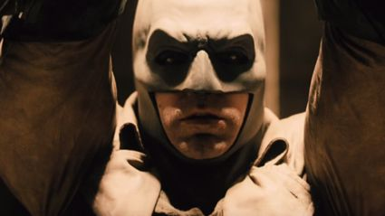 "Batman V Superman - ""Unmasking Batman"" Teaser Clip"