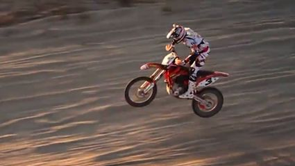 Motocross Racing Across Mexico