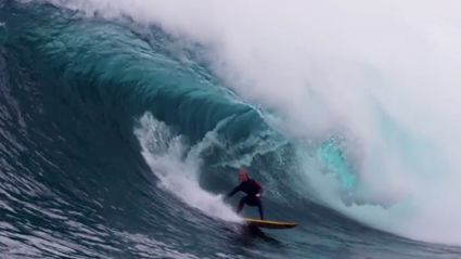 Big Wave Surfing In Australia