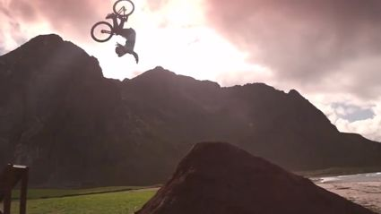 Norway's Best Bike Riders Show Off Their Tricks