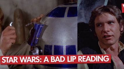 STAR WARS: A Bad Lip Reading