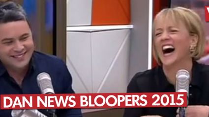 Dan News Bloopers 2015