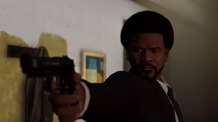 "Pulp Fiction ""Say What Again"" Scene Recreated In GTA V"