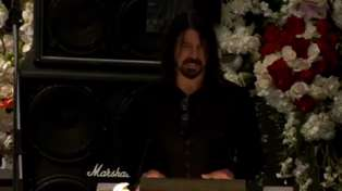 Watch Dave Grohl's Touching Eulogy For Lemmy