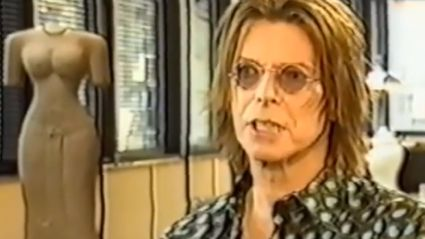David Bowie Predicts The Internet's Impact On Society & Music Perfectly 15 Years Ago