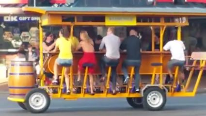 Beer Bike Rides Through Auckland