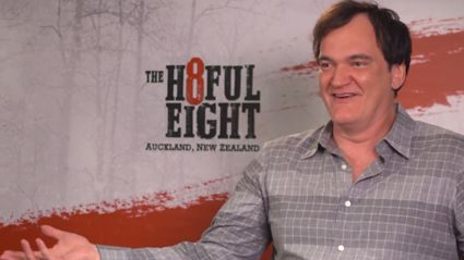 Matt & Jeremy Interview Quentin Tarantino