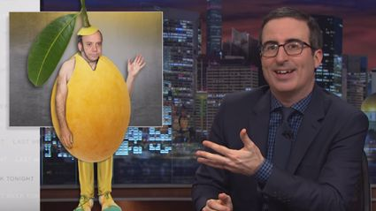 Last Week Tonight With John Oliver: Lost Graphics Vol. 2