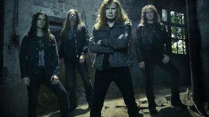 Alex Behan Interviews Dave Mustaine From Megadeath