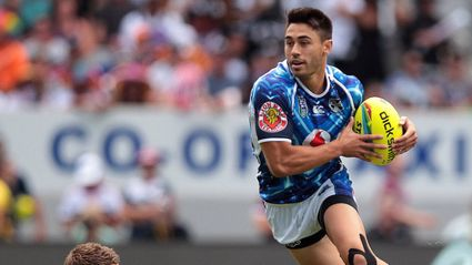 Shaun Johnson, Tuivasa-Sheck To Play At NRL Nines