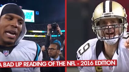A Bad Lip Reading Of The NFL - 2016 Edition: Part One