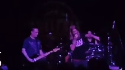 Puddle Of Mud Frontman Accuses Fan Of Stealing His House During On Stage Meltdown