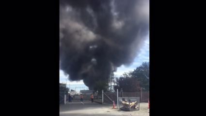 Fire At Christchurch Power Station, Reports Of Explosion