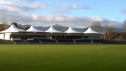 Hagley Oval Unscathed From Quake