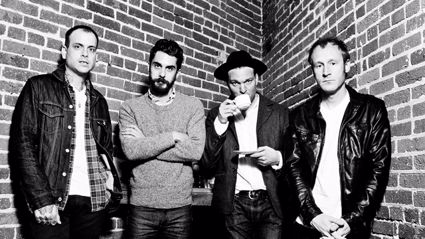 Alex Behan Interviews Cold War Kids
