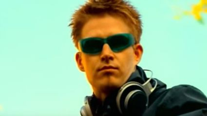 Someone Has Started A Petition To Change The US National Anthem To 'Sandstorm' By Darude
