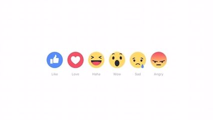 You Can Now 'Haha', 'Love' or Be Angry at Facebook News Feed Stories