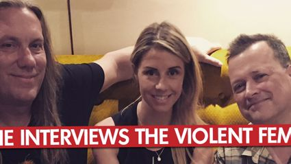 Violent Femmes Interview