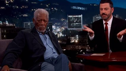 Morgan Freeman Narrates Random Pedestrians