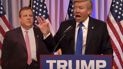 Jimmy Fallon's Parody Of Donald Trump's Super Tuesday Speech