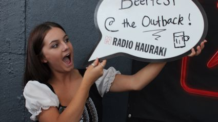 Beerfest At The Outback Inn