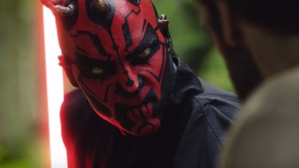 Check Out This Darth Maul Based Short Film