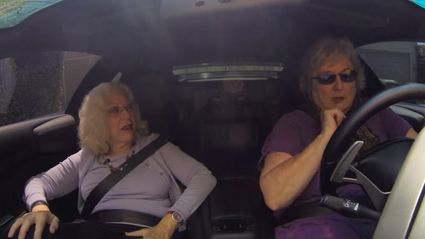 Two Grannies, One Lamborghini