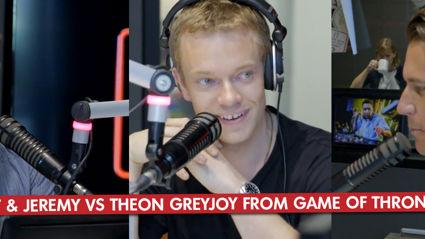 Matt & Jeremy Vs Theon Greyjoy From Game Of Thrones