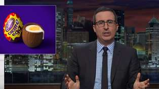 John Oliver Blows The Lid Off The Cadbury Creme Eggs Conspiracy